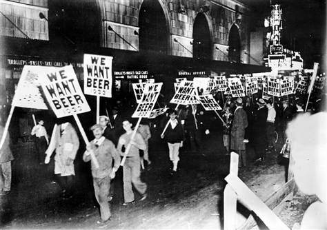 the impact of the prohibition laws in the united states The economic impact of prohibition was immense as the us government was unable to collect taxes from an industry that generated billions of dollars in revenue in addition, prohibition occurred during the great depression and with the closure of all the breweries thousands of people lost their jobs.